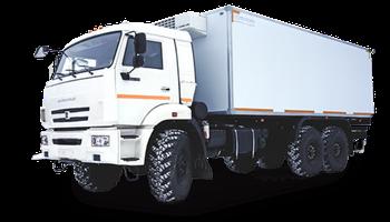 Изотермические и промтоварные фургоны