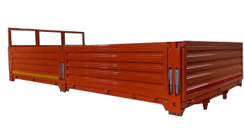 Бортовые платформы и кузова