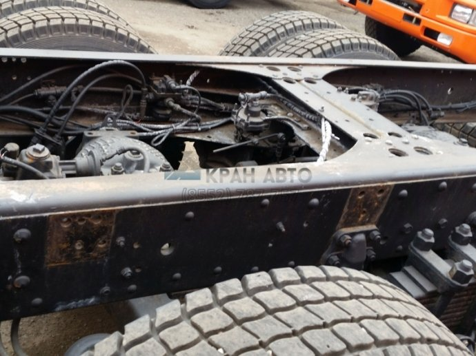 КАМАЗ 65115 бу шасси 2010 года