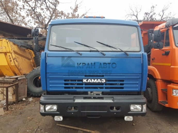 Самосвал КАМАЗ 65115 после кап. ремонта 2012 года