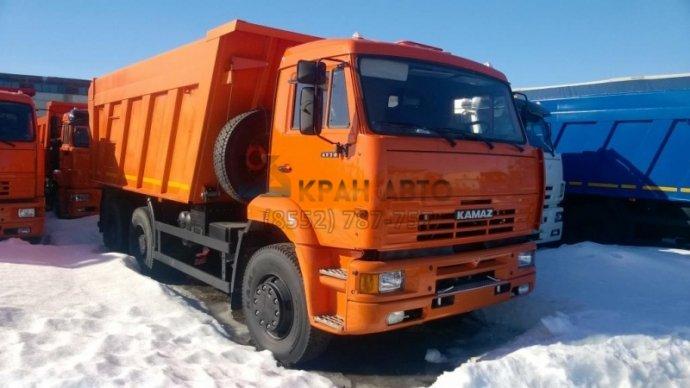 КАМАЗ 6520 МАДАРА