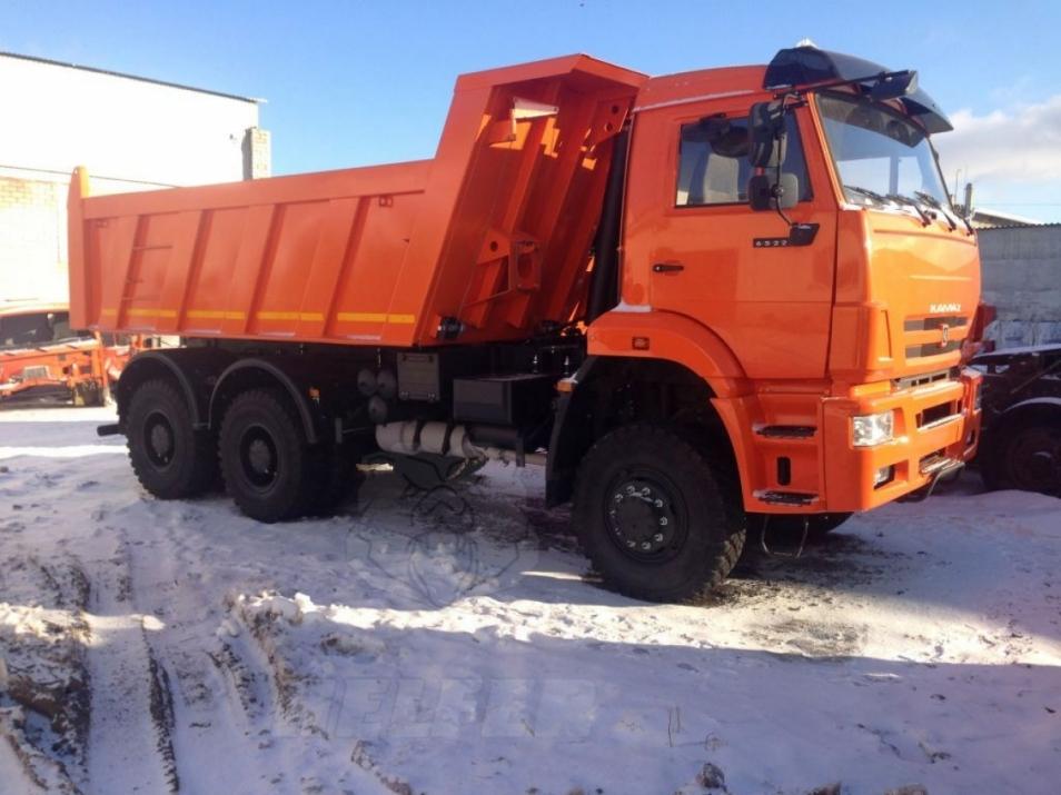 Самосвал КАМАЗ-6522 2013гв