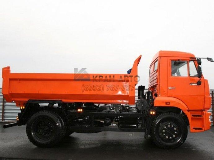 KAMAЗ-43255-69 (G5)