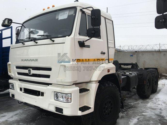 KAMAЗ-53504-50