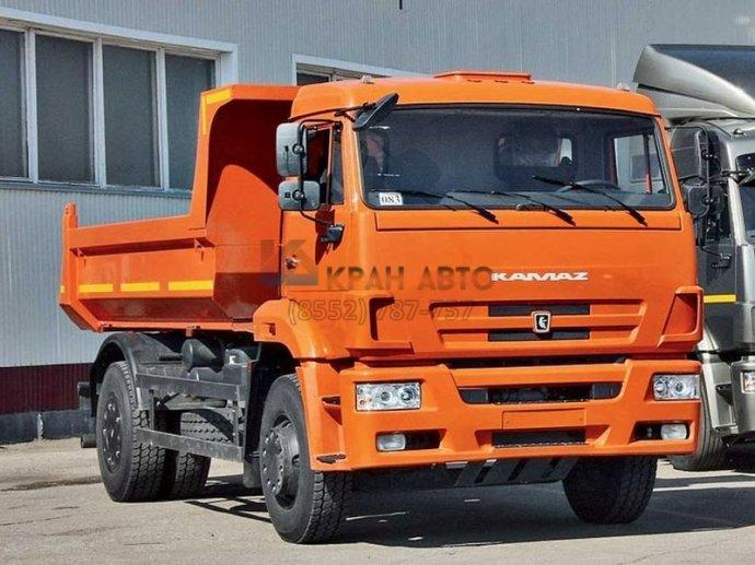KAMAЗ-53605-48 (А5)