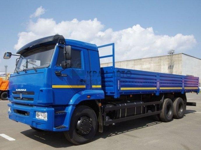 KAMAЗ-65117-48 (А5)