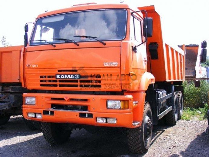 Самосвал КАМАЗ-6522 бу 2011 года