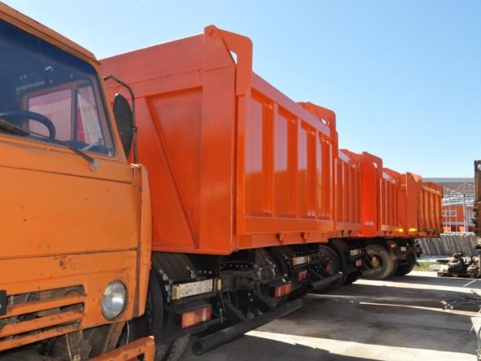 Самосвал КАМАЗ 6520 бу 2014 года
