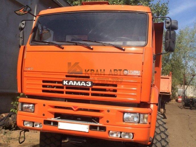 Самосвал КАМАЗ-65222 2010 года