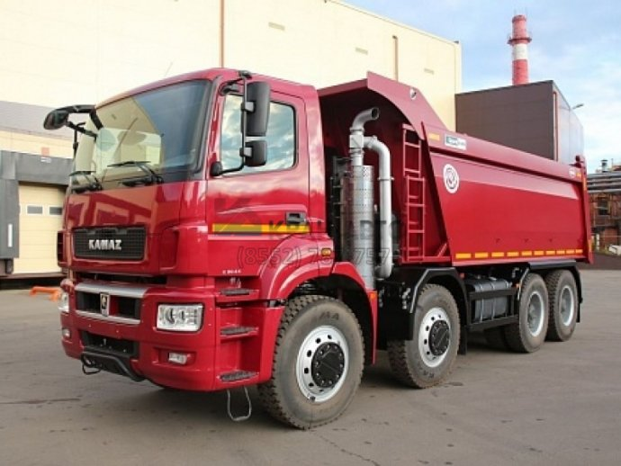 KAMAЗ-65801-203001-68(Т5)