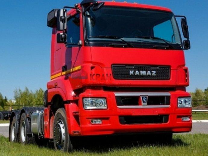 KAMAЗ-65806-68 (T5)