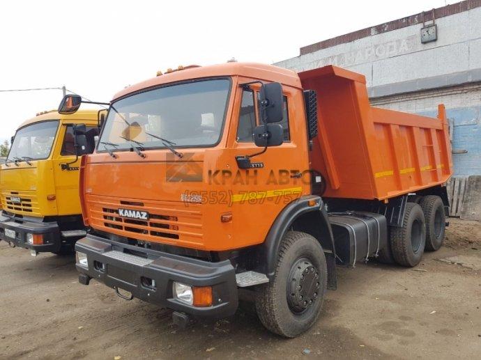 КАМАЗ 65115 бу 2013 года дорестайлинговая кабина