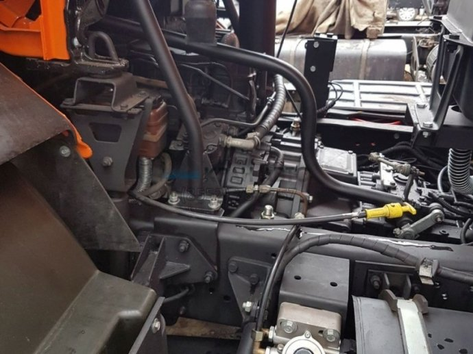 Самосвал КАМАЗ 65115 бу 2013 год рестайлинговая кабина