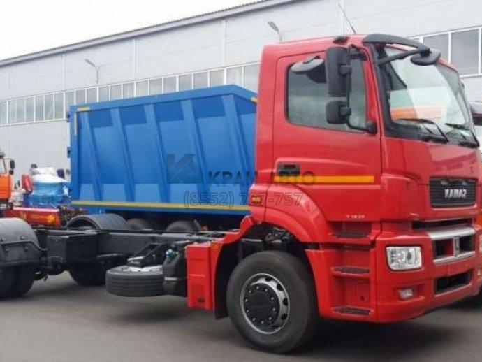 ШАССИ KAMAЗ-5325-1001-69 (G5)