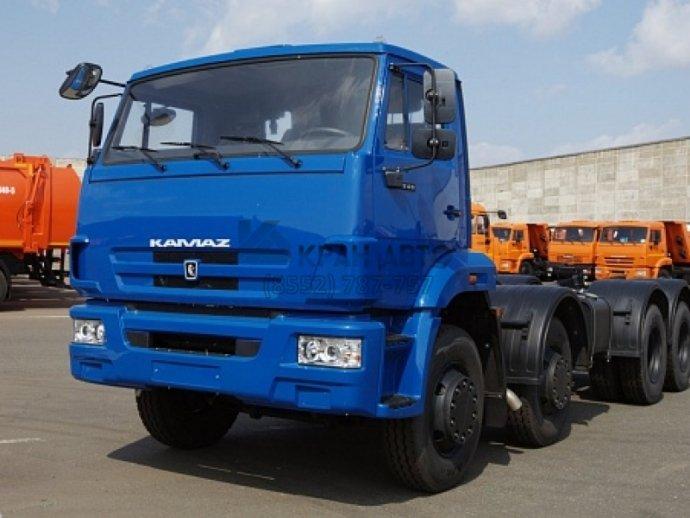ШАССИ KAMAЗ-6540-48 (А5)