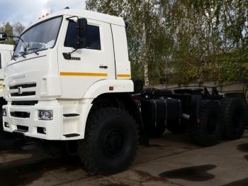 KAMAЗ-65221-53