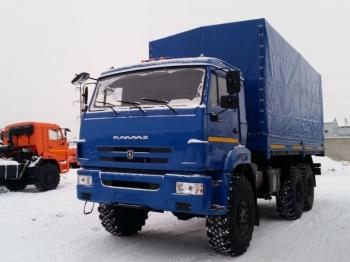 КАМАЗ 43118-6022-46
