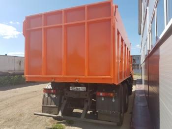 Самосвал КАМАЗ 6520 бу 2013 года