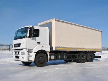 КАМАЗ 65207-001-68 (S5)