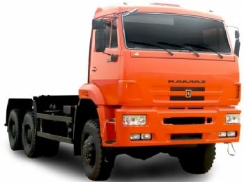 КАМАЗ 6522-3010-43 шасси