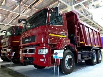 КАМАЗ 6580-27 (K-5)