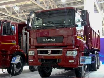 КАМАЗ 65802-27 (K-5)