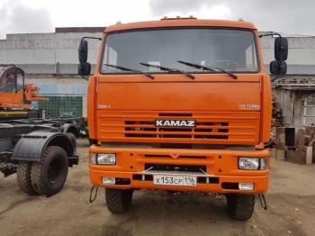 Тягач КАМАЗ 65225 бу 2011 г.в.