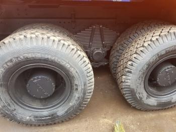 Самосвал КАМАЗ 6520 бу с пробегом 2012 года