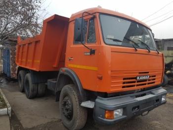 КАМАЗ 65115 самосвал бу 2008 года после кап. ремонта