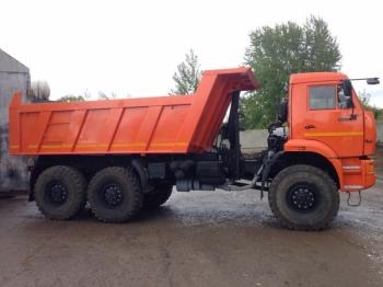 Самосвал КАМАЗ-65222 2011 года