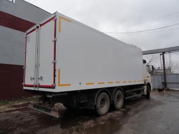 Изотермический фургон КАМАЗ 65207-87