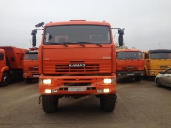 КАМАЗ-65222 2012 года