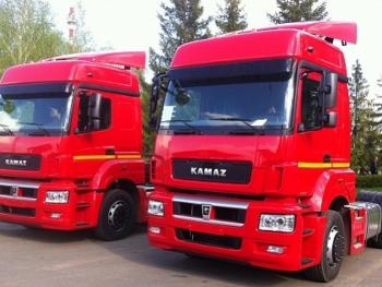 KAMAЗ-5490-87 (S5)