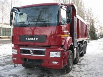 """KAMAЗ-65201-001-49 (B5) """"ЛЮКС"""""""