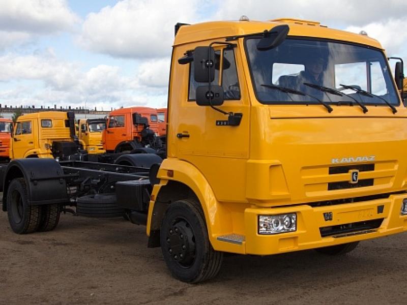 ШАССИ KAMAЗ-4308-69 (G5)