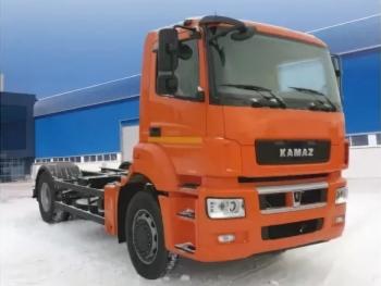 ШАССИ KAMAЗ-5325-1002-69 (G5)