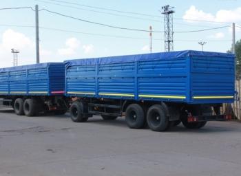 Прицеп-зерновоз НЕФАЗ 8332-0140130-04