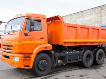 KAMAЗ-65115-48 (А5)